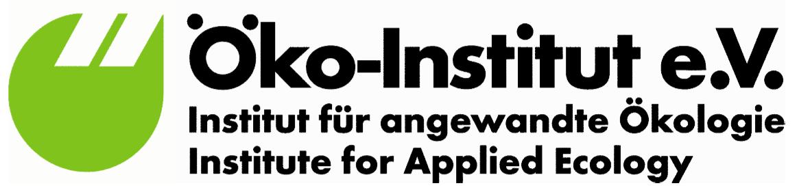 Öko-Institut-Logo
