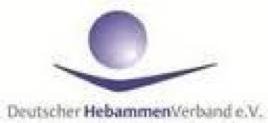 Deutscher HebammenVerband-Logo