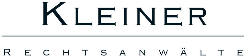 Kleiner Rechtsanwälte-Logo